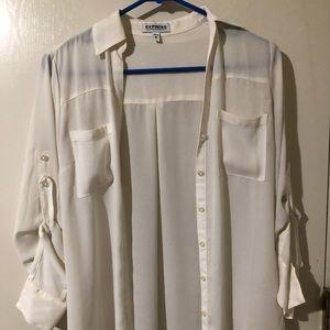 White Express Portofino Shirt